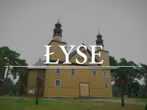 ŁYSE – Église Sainte-Anne