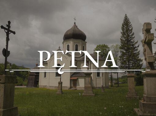 PĘTNA – Église orthodoxe Sainte-Parascheva