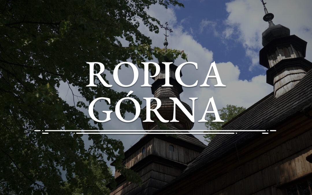 ROPICA GÓRNA – Orthodox Church of St. Michael the Archangel