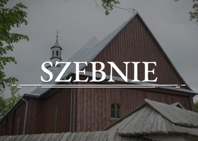 SZEBNIE – Church of St. Martin
