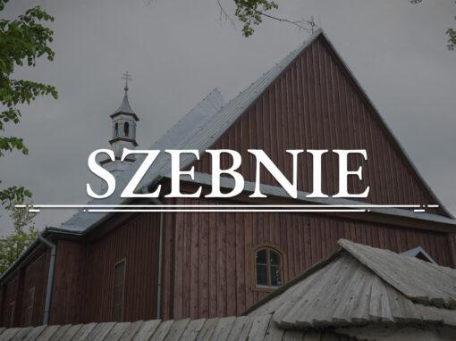 SZEBNIE – Église Saint-Martin