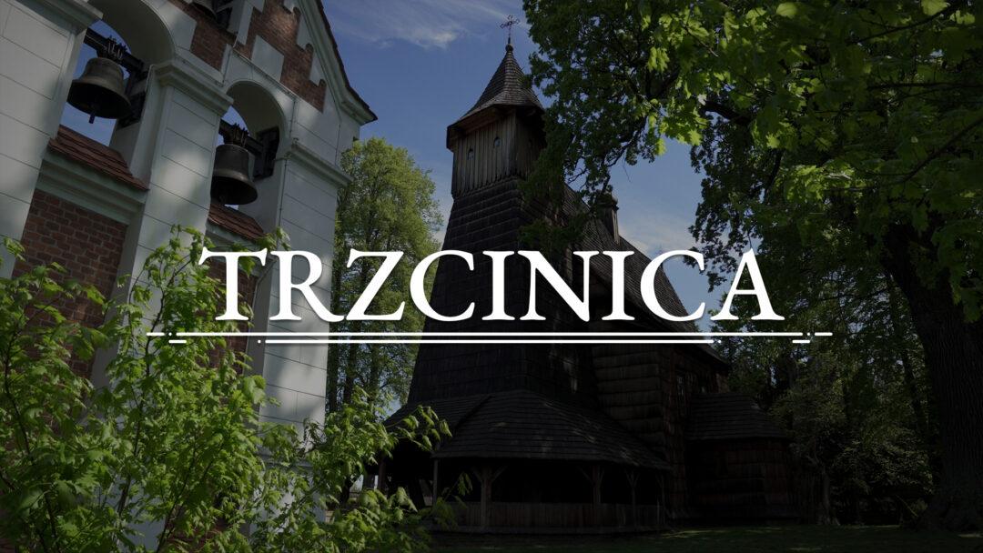 TRZCINICA – Kościół pw. św. Doroty