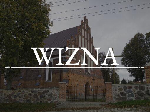 WIZNA – Church of St. John the Baptist